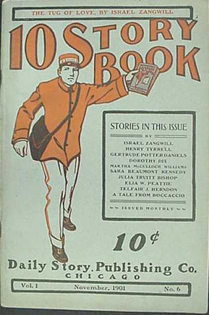 10 Story Book - 11/1901