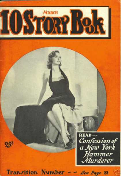10 Story Book - 3/1939