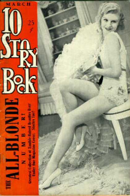 10 Story Book - 3/1934