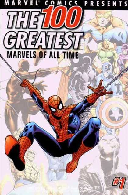 100 Greatest Marvels Of All Time 10