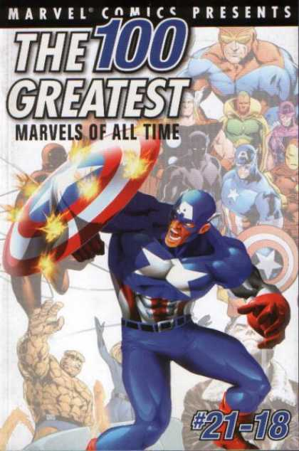 100 Greatest Marvels Of All Time 2