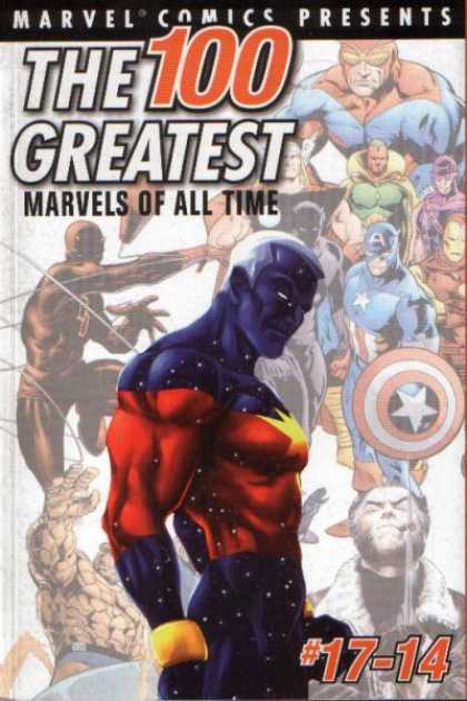 100 Greatest Marvels Of All Time 3