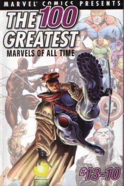100 Greatest Marvels Of All Time 4