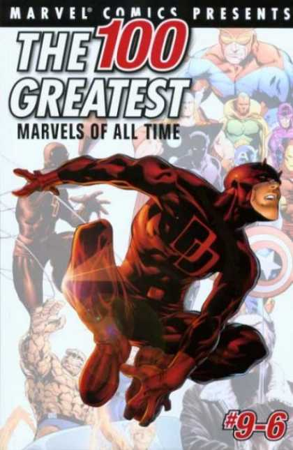 100 Greatest Marvels Of All Time 5