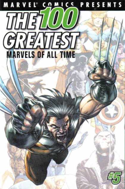 100 Greatest Marvels Of All Time 6
