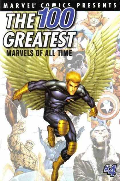100 Greatest Marvels Of All Time 7