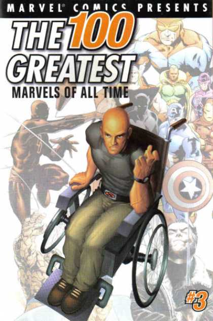 100 Greatest Marvels Of All Time 8