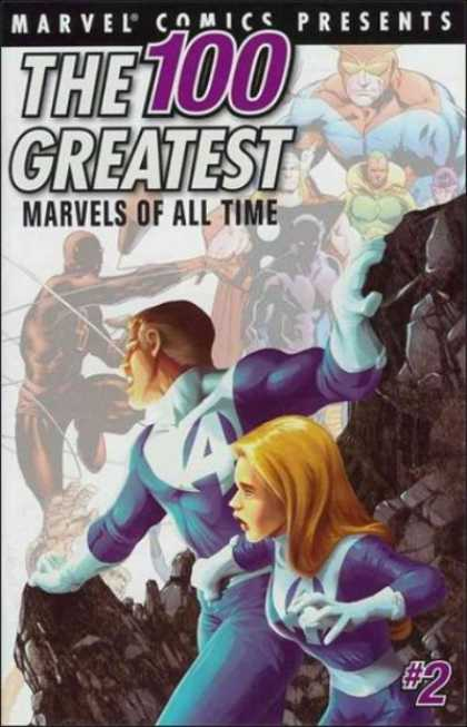 100 Greatest Marvels Of All Time 9