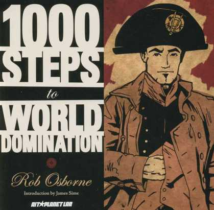 1000 Steps to World Domination 1