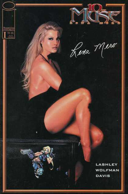 10th Muse 1 - Comic - Blonde - Rena Mero - Sable