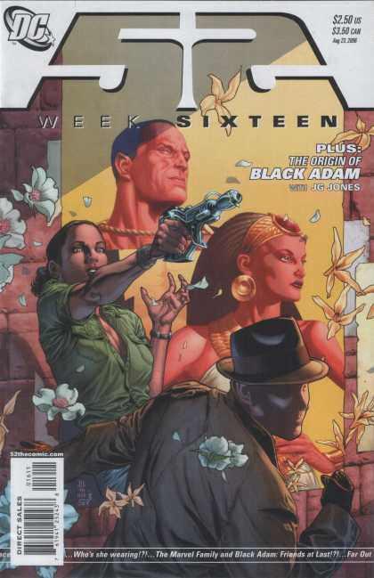 52 15 - Origin - Black Adam - Marvel Familhy - Jones - Friends - Alex Sinclair, J Jones