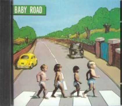 Abbey Road Hommage Covers - Baby Road