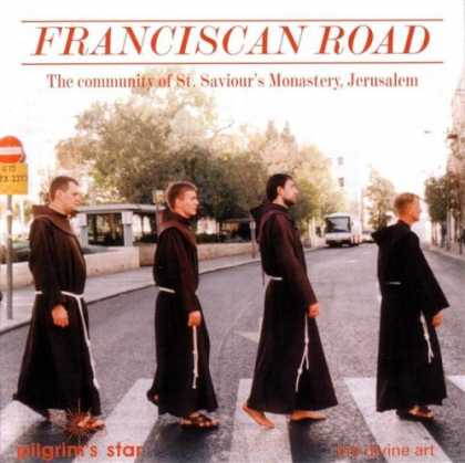 Abbey Road Hommage Covers - Franciscan Road