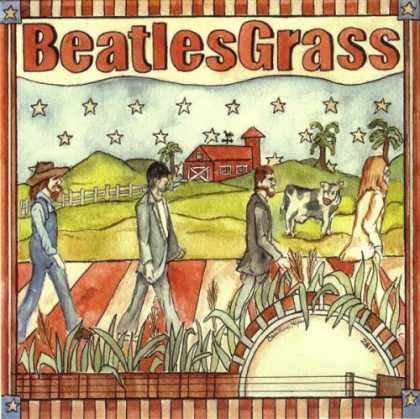 Abbey Road Hommage Covers - BeatlesGrass