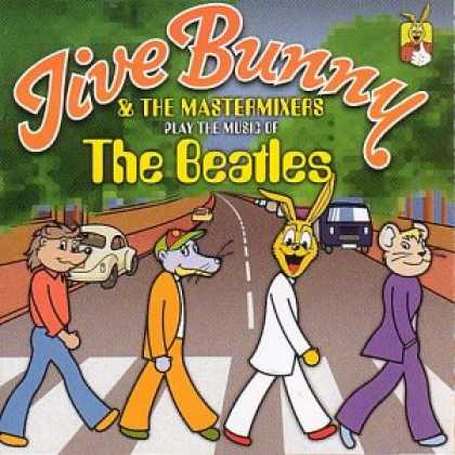 Abbey Road Hommage Covers - Jive Bunny: The Beatles