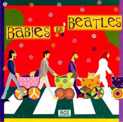 Abbey Road Hommage Covers - Babies Go Beatles