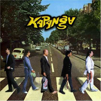 Abbey Road Hommage Covers - Kapanga