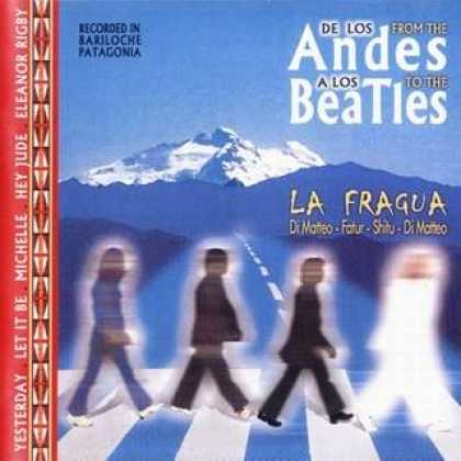 Abbey Road Hommage Covers - De Los Andes a Los Beatles