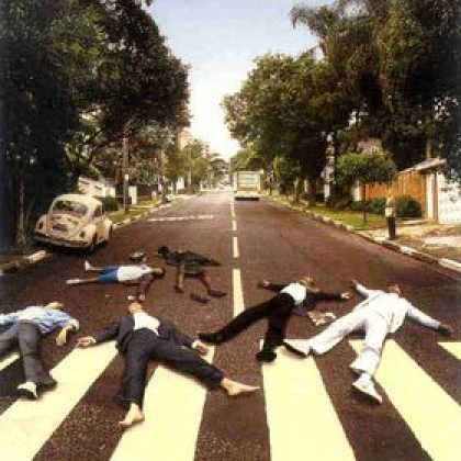 Abbey Road Hommage Covers - Longua de Trapo