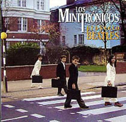 Abbey Road Hommage Covers - Los Minitronicos: Beatles