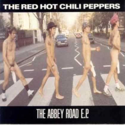 Abbey Road Hommage Covers - Red Hot Chili Peppers: Abbey Road