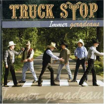 Abbey Road Hommage Covers - Truck Stop - Immer geradeaus