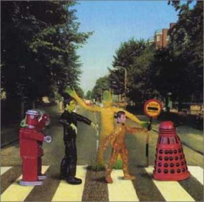 Abbey Road Hommage Covers - The Exotic Beatles
