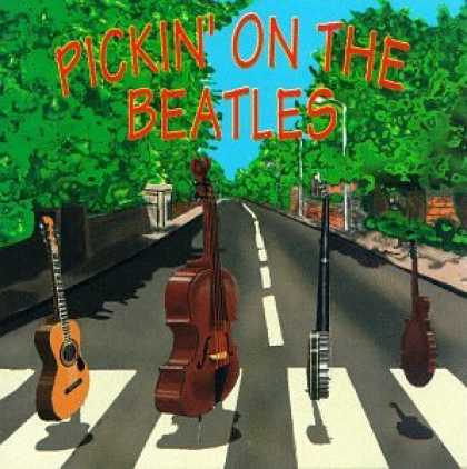 Abbey Road Hommage Covers - Pickin' on the Beatles