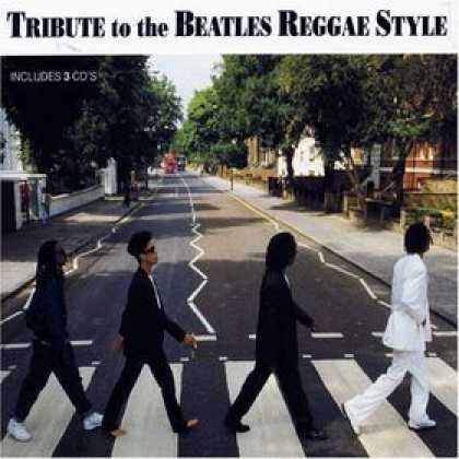 Abbey Road Hommage Covers - Tribute to the Beatles Reggae Style