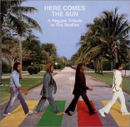 Abbey Road Hommage Covers - Here Comes the Sun - A Reggae Tribute to the Beatles