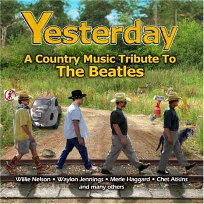 Abbey Road Hommage Covers - Yesterday - A Country Music Tribute to the Beatles