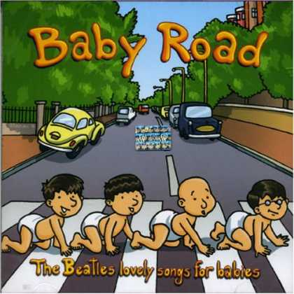 Abbey Road Hommage Covers - Baby Road - The Beatles Lovely Songs for Babies