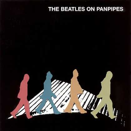 Abbey Road Hommage Covers - The Beatles on Panpipes