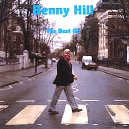 Abbey Road Hommage Covers - The Best of Benny Hill