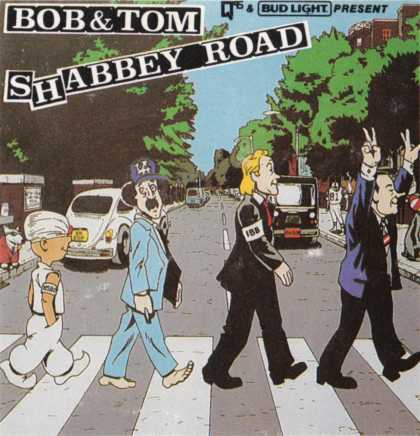 Abbey Road Hommage Covers - Bob & Tom: Shabbey Road