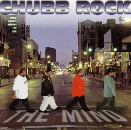 Abbey Road Hommage Covers - Chubb Rock: The Mind
