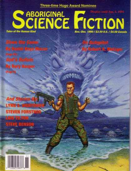 Aboriginal Science Fiction - 12/1990