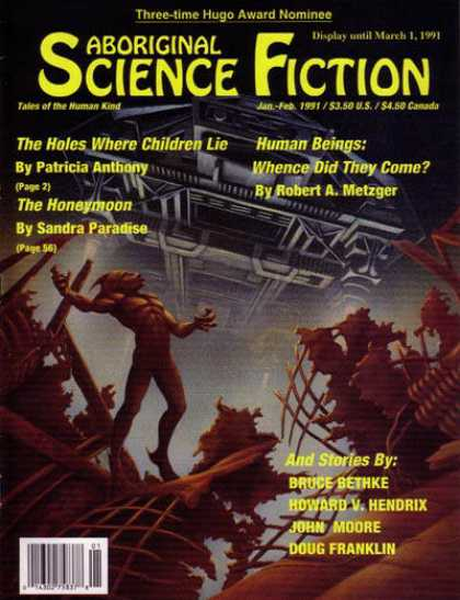 Aboriginal Science Fiction - 2/1991