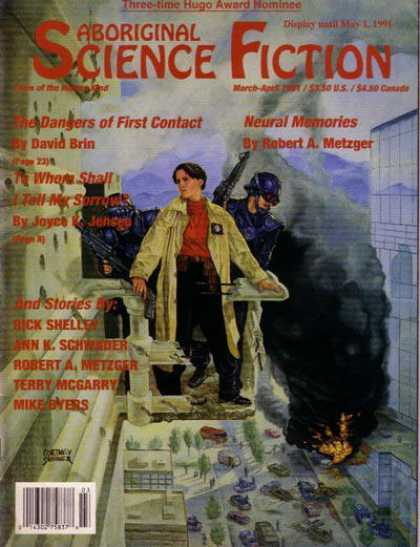 Aboriginal Science Fiction - 4/1991