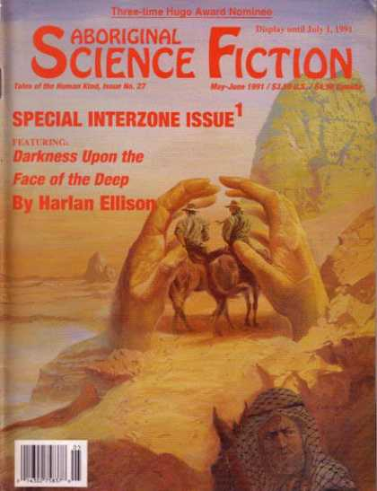 Aboriginal Science Fiction - 6/1991
