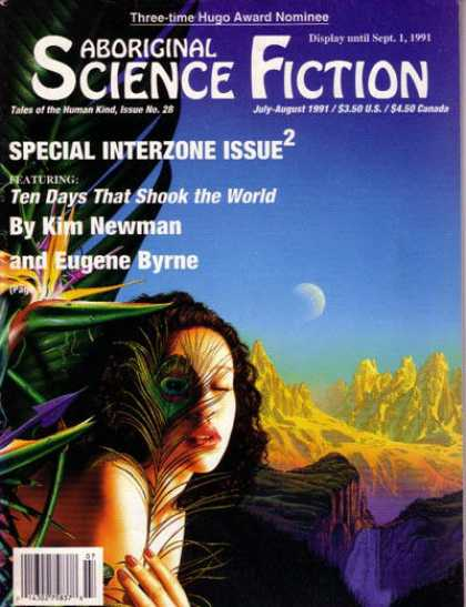 Aboriginal Science Fiction - 8/1991