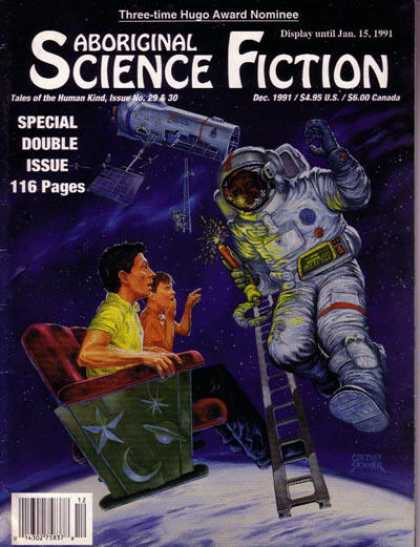 Aboriginal Science Fiction - 12/1991