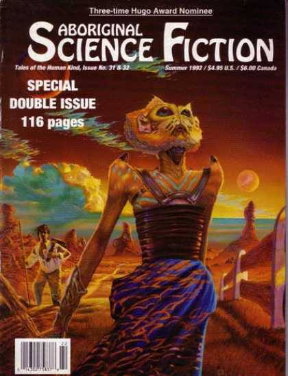 Aboriginal Science Fiction - Summer 1992