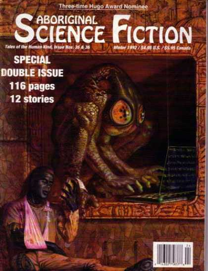 Aboriginal Science Fiction - Winter 1992