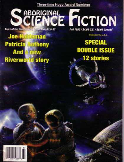 Aboriginal Science Fiction - Fall 1993
