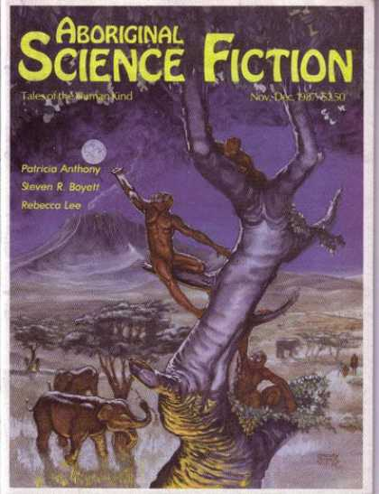 Aboriginal Science Fiction - 12/1987