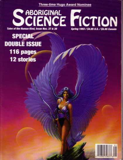 Aboriginal Science Fiction - Spring 1993
