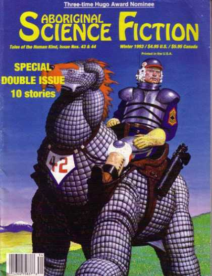 Aboriginal Science Fiction - Winter 1993