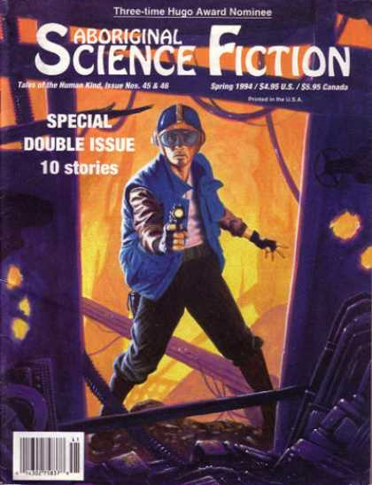 Aboriginal Science Fiction - Spring 1994
