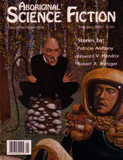 Aboriginal Science Fiction - 6/1988